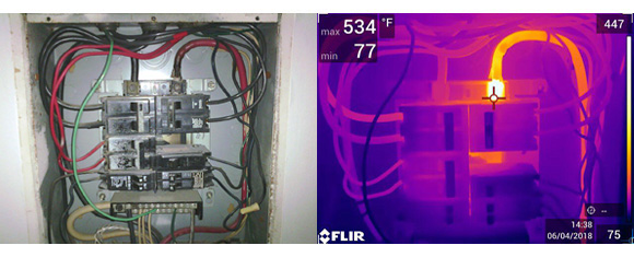 Home Inspection and Thermal Imaging